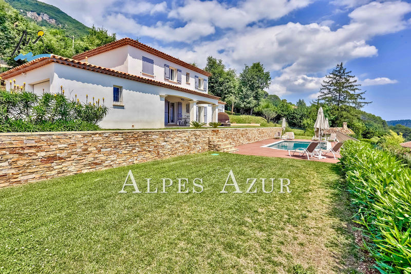 Photo Villa Tourrettes-sur-Loup Les valettes,   to buy villa  4 bedrooms   156 m²