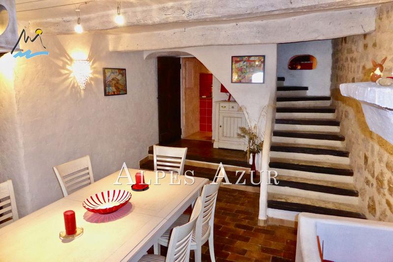 Photo n°3 - Vente maison de village Tourrettes-sur-Loup 06140 - 293 700 €