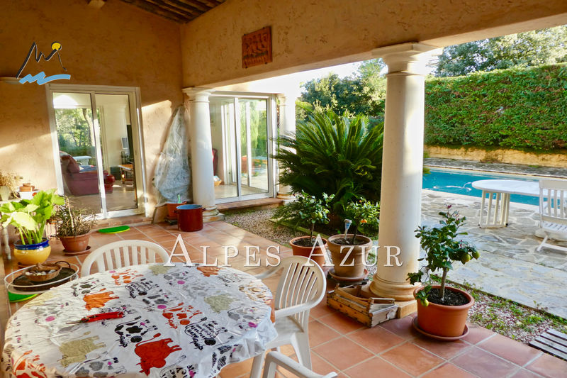 Photo n°2 - Vente maison Roquefort-les-Pins 06330 - 895 000 €