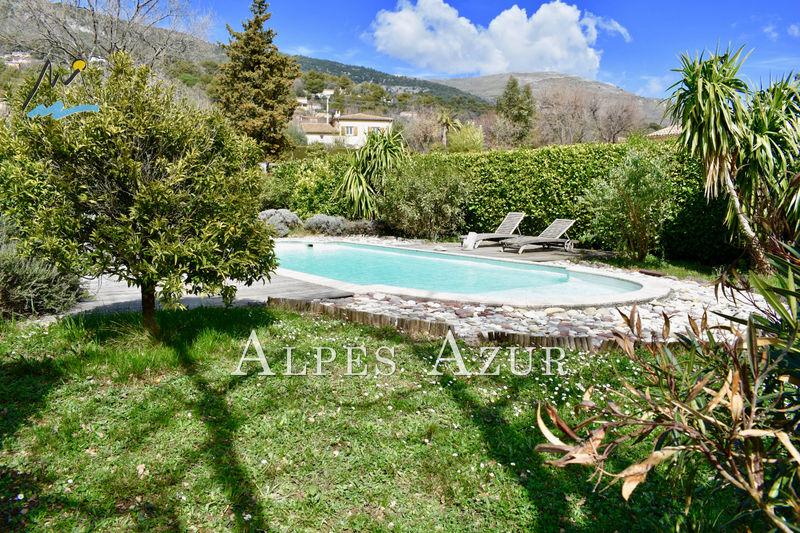 Photo Villa Tourrettes-sur-Loup Résidentiel,   to buy villa  6 bedrooms   277m²