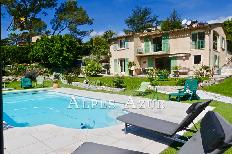 Photo Villa La Colle-sur-Loup Résidentiel proche village,   to buy villa  3 bedrooms   167 m²