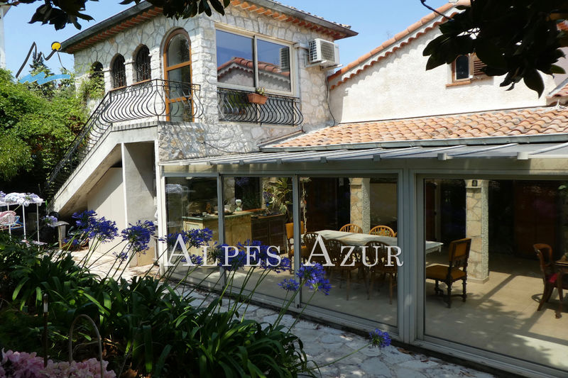 Photo House Cagnes-sur-Mer St véran,   to buy house  4 bedrooms   125 m²
