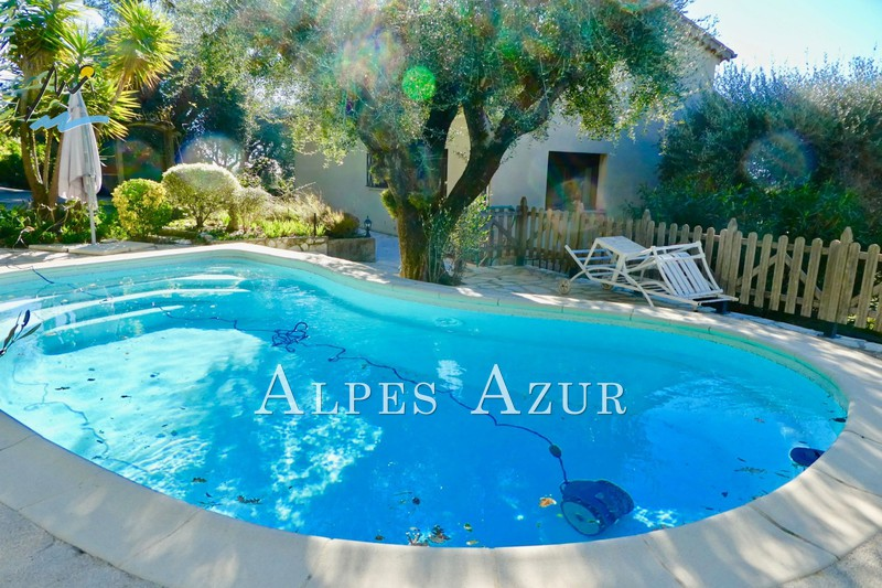 Photo House Roquefort-les-Pins Les fabrons,   to buy house  3 bedrooms   148 m²