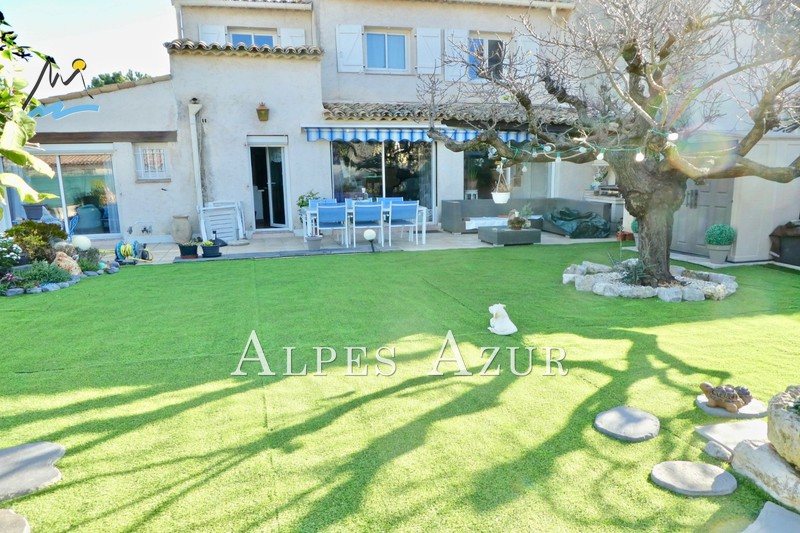Photo House Cagnes-sur-Mer Bréguières,   to buy house  4 bedrooms   108 m²