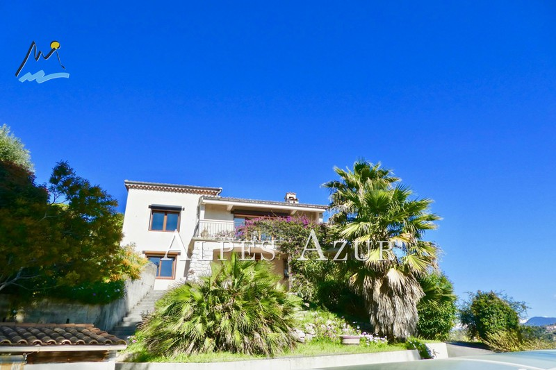 House Cagnes-sur-Mer Les caucours,   to buy house  4 bedrooms   137 m²