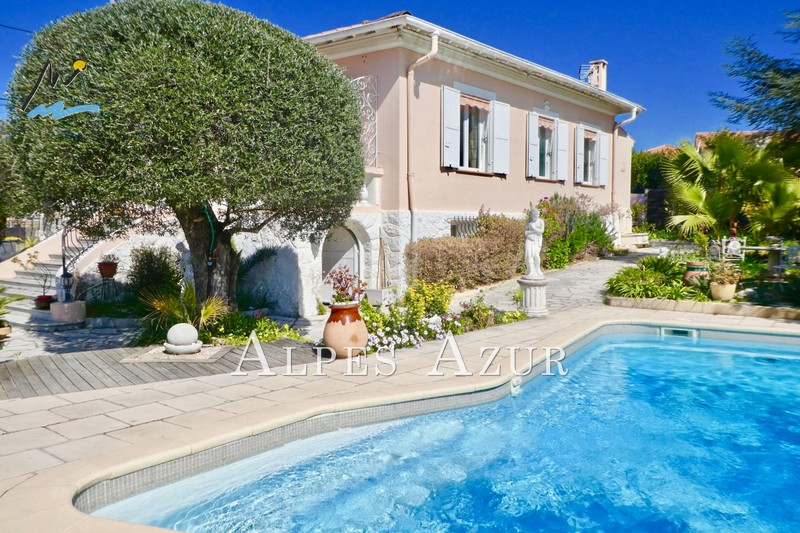 Photo Villa Cagnes-sur-Mer Bréguières,   to buy villa  4 bedrooms   223 m²