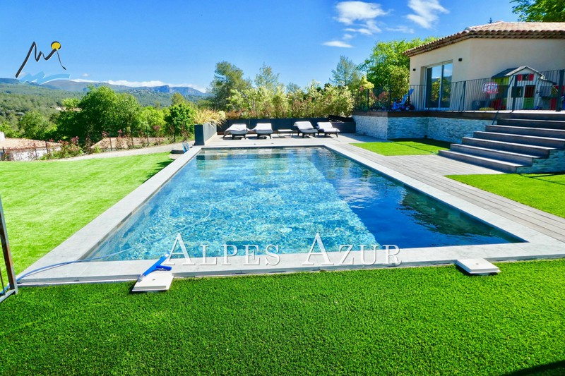 Photo House Roquefort-les-Pins Les terres blanches,   to buy house  6 bedrooms   210m²