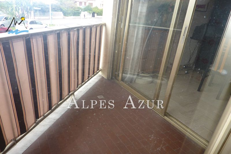 Photo Apartment Cagnes-sur-Mer Pinède,   to buy apartment  1 room   31 m²