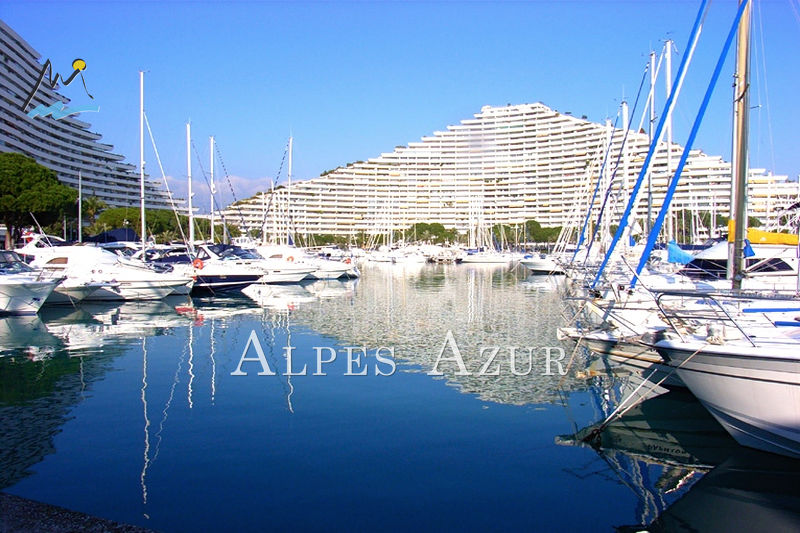 Photo Apartment Villeneuve-Loubet Proche plages,   to buy apartment  2 rooms   52 m²