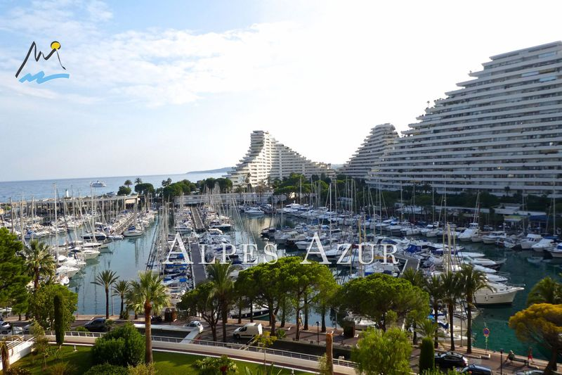Photo Apartment Villeneuve-Loubet Marina baie des anges,   to buy apartment  2 rooms   40 m²