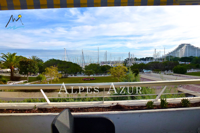 Apartment Villeneuve-Loubet Marina baie des anges,   to buy apartment  3 rooms   73 m²