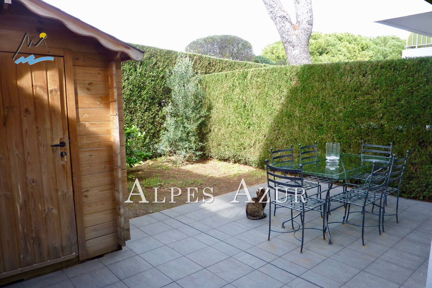 Sale Apartment nature rez-de-jardin Saint-Laurent-du-Var 06700 - 169 ...