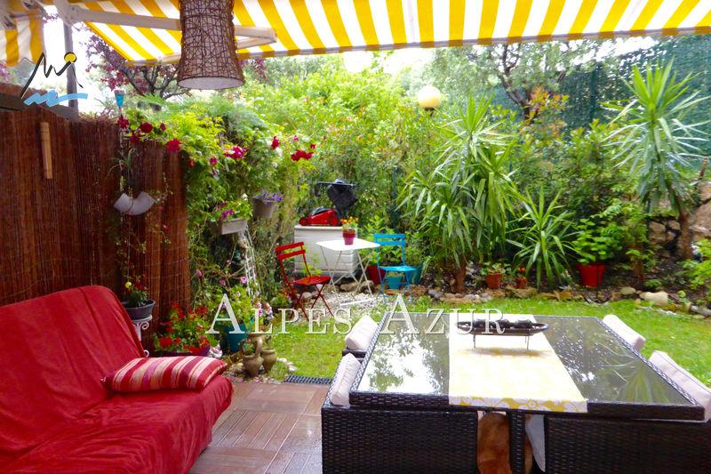 Photo Rez-de-jardin Villeneuve-Loubet Plages lespierres noires,   achat rez-de-jardin  2 pièces   32m²