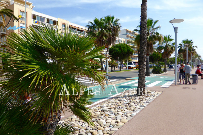 Photo Floor Cagnes-sur-Mer Front de mer,   to buy floor  1 room   30 m²