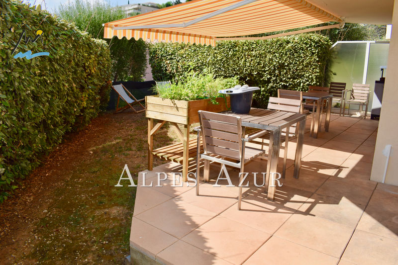 Photo Ground garden Saint-Laurent-du-Var Bas plateaux fleuris,   to buy ground garden  3 rooms   66 m²