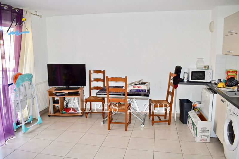 Photo n°3 - Vente appartement Cagnes-sur-Mer 06800 - 209 500 €