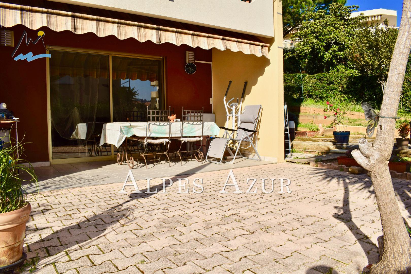 Vente Appartement rez-de-jardin Saint-Laurent-du-Var 06700 - 337 000 ...