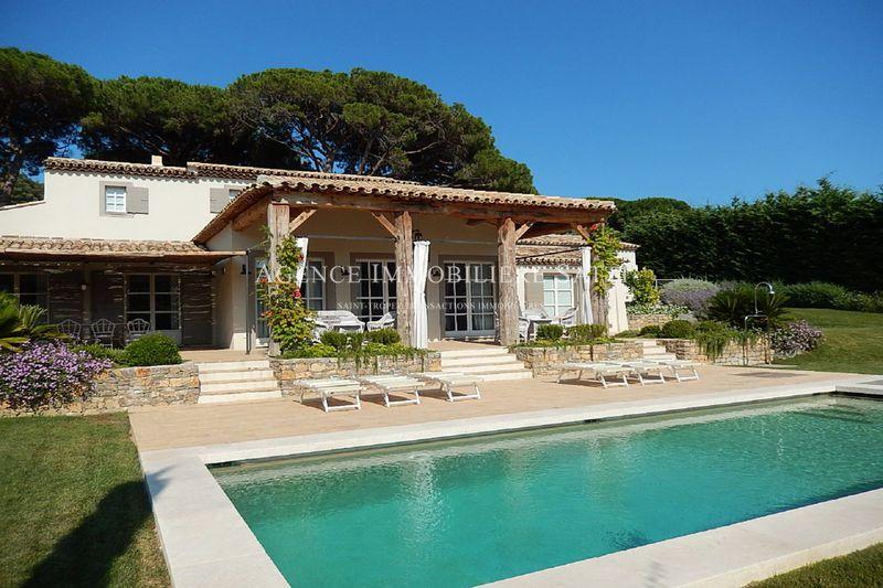 Photo Villa Saint-Tropez Proche plages,  Location saisonnière villa  5 camere   340m²