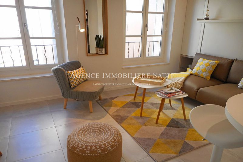 Photo Appartamento Saint-Tropez Centre-ville,  Location saisonnière appartamento  1 locale   23 m²