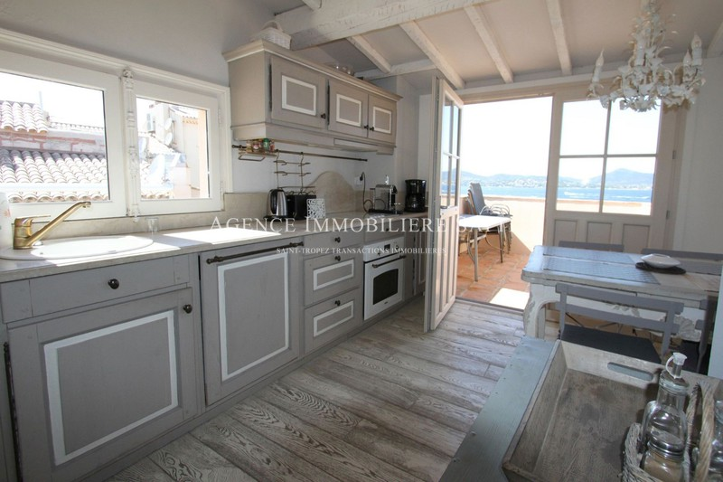 Photo n°2 - Vente maison de village Saint-Tropez 83990 - 3 160 000 €