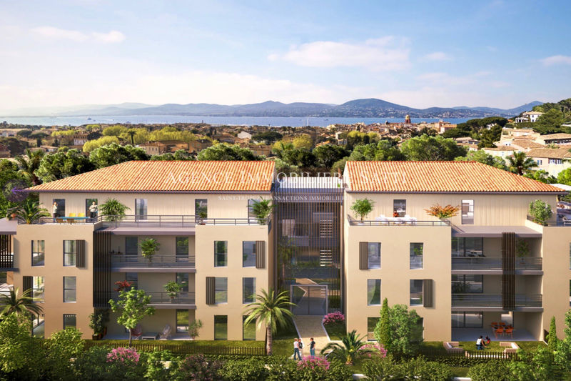 Photo n°2 - Vente appartement Saint-Tropez 83990 - 1 245 000 €