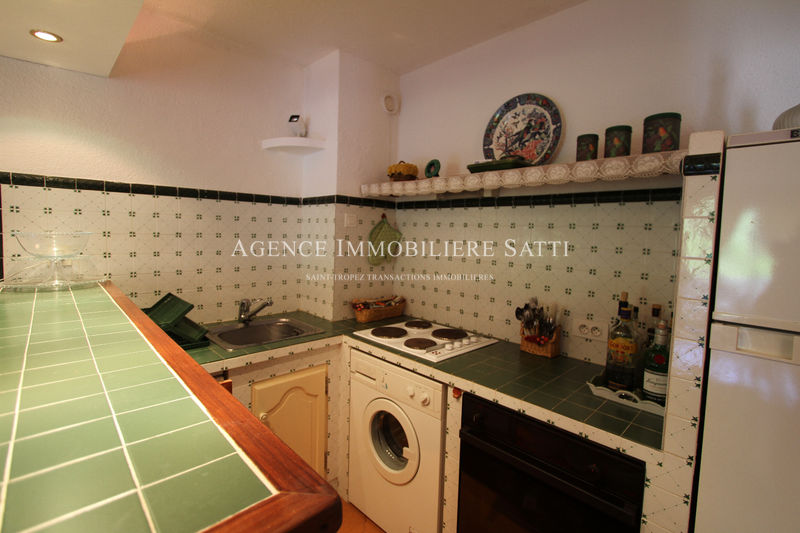 Photo n°3 - Vente appartement Saint-Tropez 83990 - 398 000 €