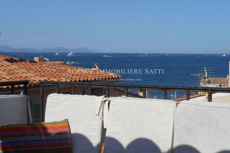 Photo Duplex Saint-Tropez Village,   to buy duplex  2 rooms   40 m²