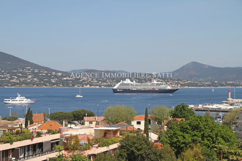 Photo Appartement Saint-Tropez Village,   achat appartement  5 pièces   127 m²