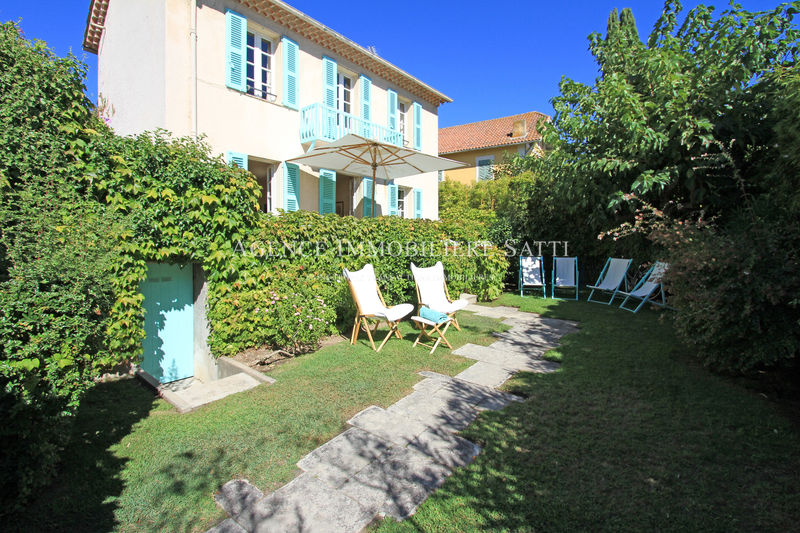 Photo Maison de village Saint-Tropez   achat maison de village  3 chambres   115 m²