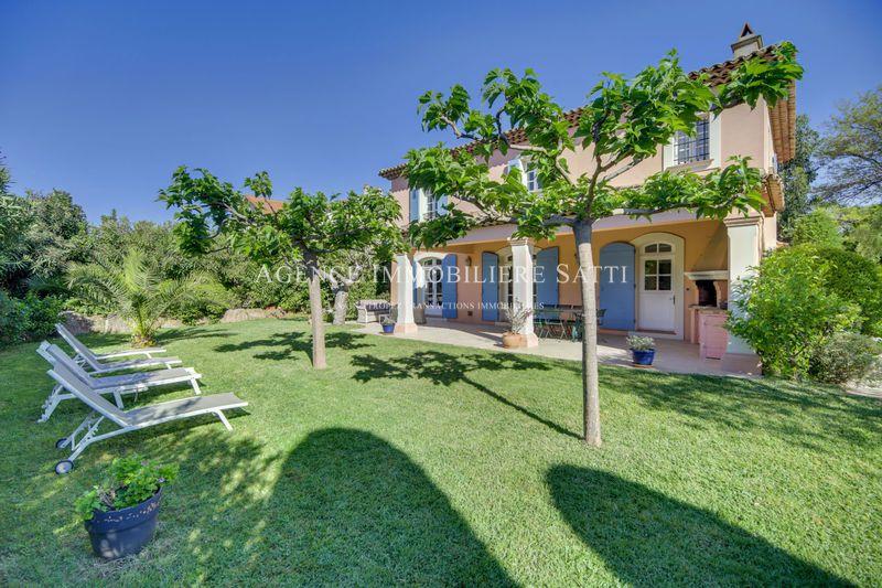 Photo Villa Saint-Tropez   achat villa  4 chambres   190m²