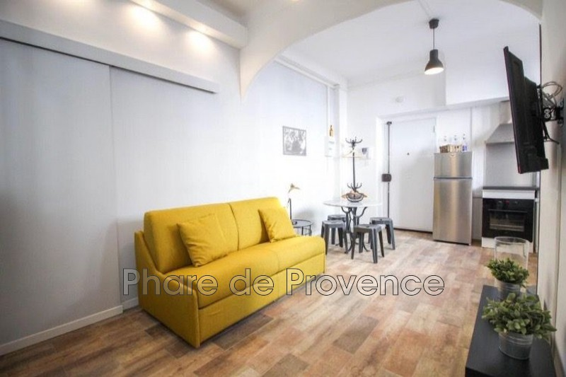 Photo n°3 - Location appartement Marseille 13002 - 695 €