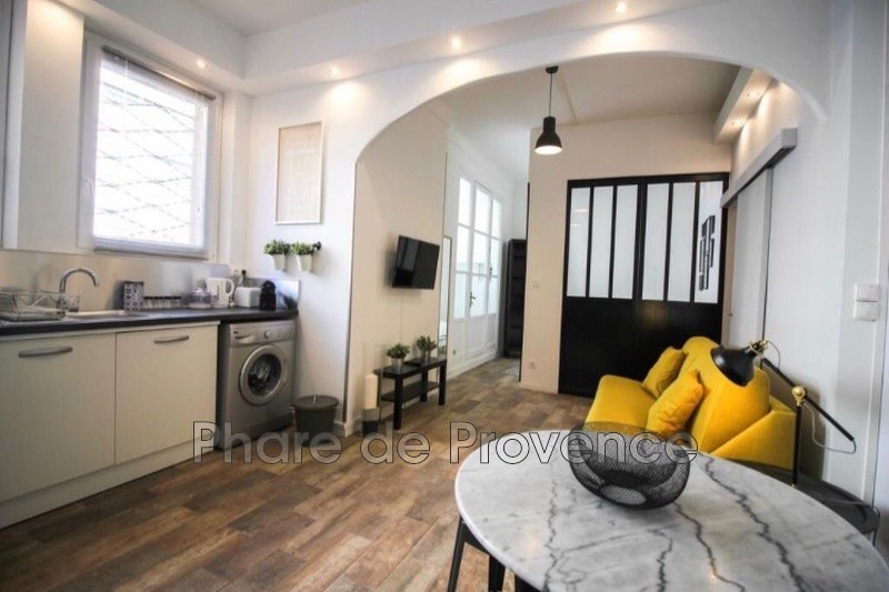 Photo n°1 - Vente appartement Marseille 13002 - 149 500 €