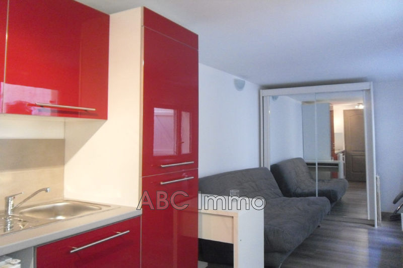 Photo Appartement Aix-en-Provence Saint jérôme,  Location appartement  1 pièce   16m²