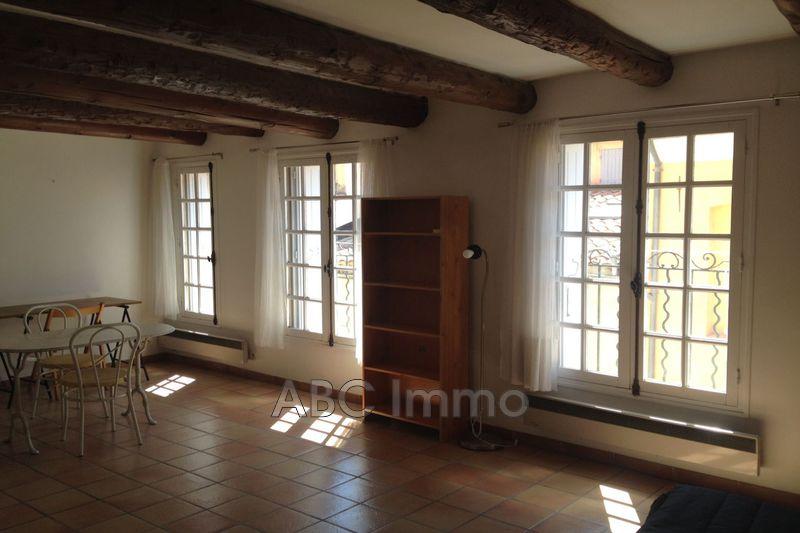 Photo Appartement Aix-en-Provence Centre-ville,  Location appartement  1 pièce   28m²