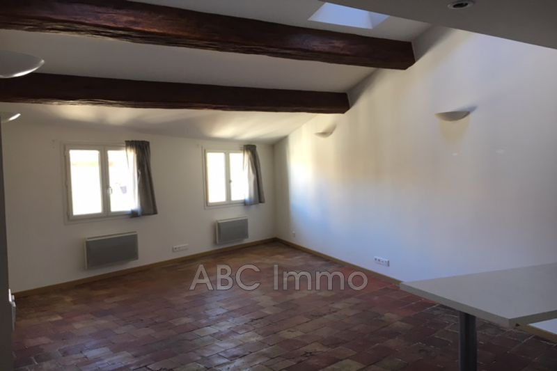 Photo Appartement Aix-en-Provence Centre-ville,  Location appartement  2 pièces   50 m²
