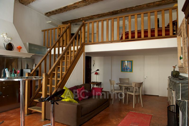 Photo Appartement Aix-en-Provence  Location appartement  2 pièces   37 m²
