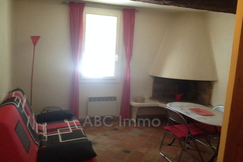 Photo Appartement Aix-en-Provence  Location appartement  1 pièce   19 m²
