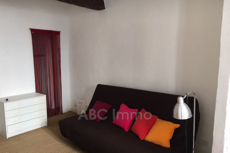 Photo Appartement Aix-en-Provence  Location appartement  1 pièce   21 m²