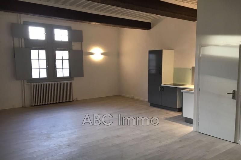Photo Appartement Aix-en-Provence Centre-ville,  Location appartement  1 pièce   47m²