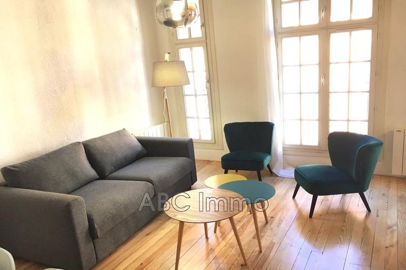 Photo Appartement Aix-en-Provence Centre-ville,  Location appartement  2 pièces   56m²