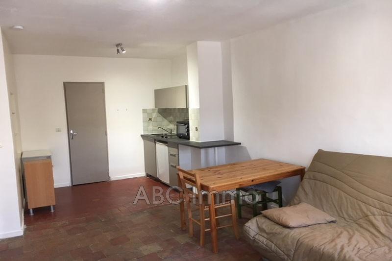 Photo Appartement Aix-en-Provence Centre-ville,  Location appartement  1 pièce   26m²
