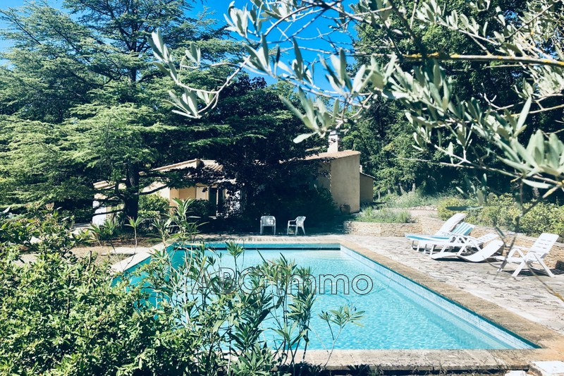 Photo Demeure de prestige Aix-en-Provence Campagne,   achat demeure de prestige  4 chambres   230m²