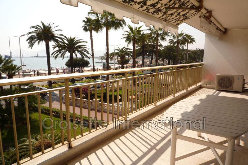 Appartement Cannes Croisette,  Location saisonnière appartement  2 pièces   65m²