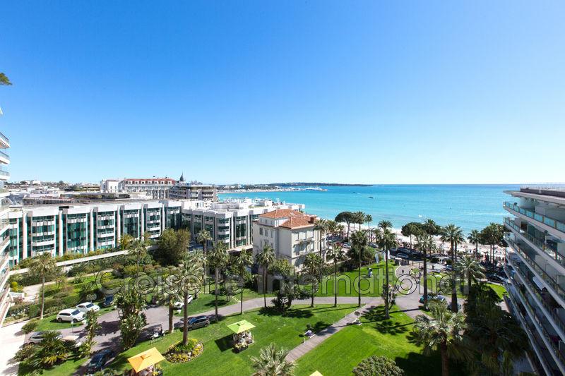 Appartement Cannes Croisette grand hôtel,  Location saisonnière appartement  3 pièces   75m²