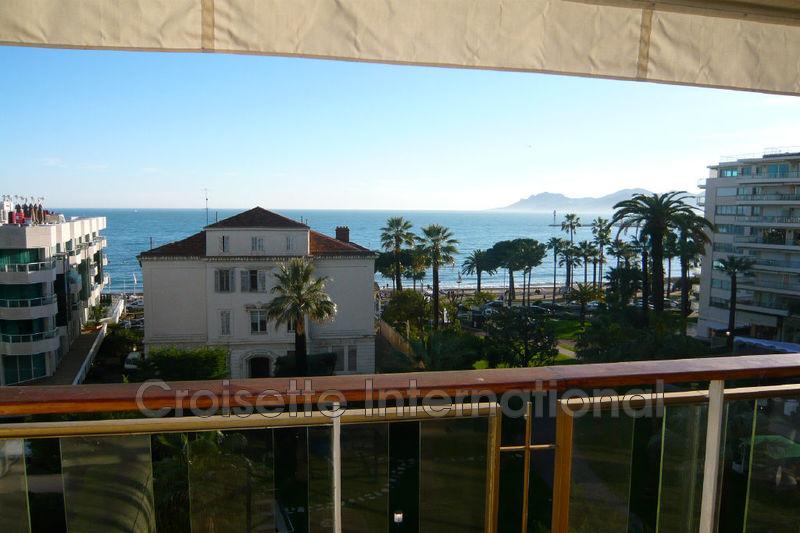 Appartement Cannes Croisette grand hôtel,  Location saisonnière appartement  3 pièces   85m²