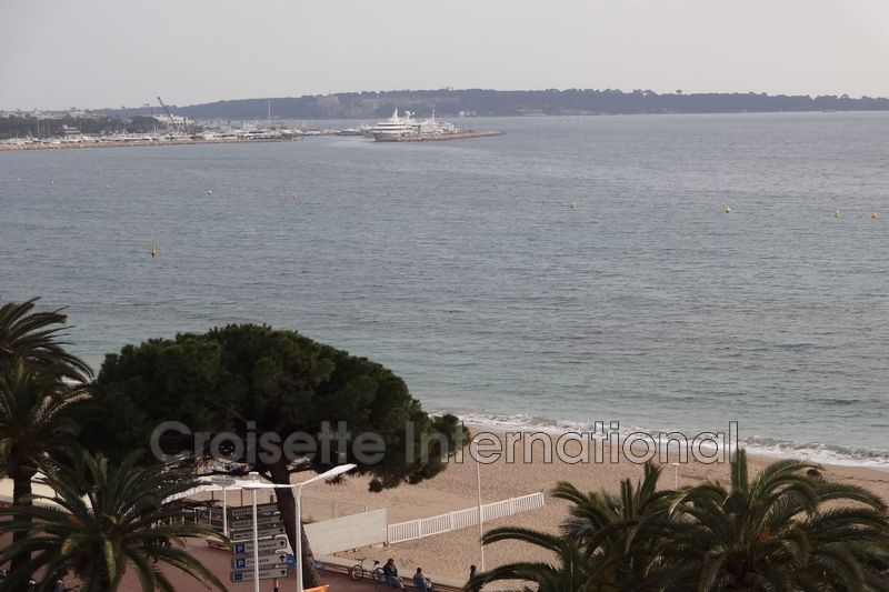Appartement Cannes Croisette,  Location saisonnière appartement  3 pièces   60m²