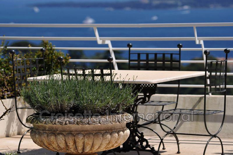 Apartment Cannes Croix des gardes,  Rentals apartment  5 rooms   200 m²