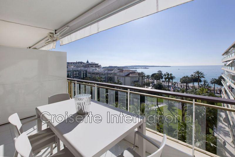Appartement Cannes Croisette grand hôtel,  Location saisonnière appartement  3 pièces   77m²