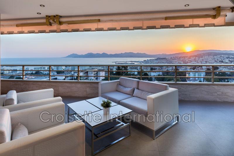 Photo Appartement Cannes Californie,  Location saisonnière appartement  4 pièces   150m²