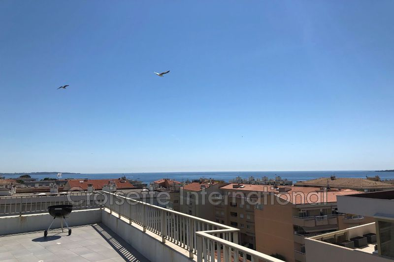 Appartement Cannes Palm beach,  Location appartement  3 pièces   100 m²